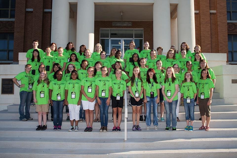 2013 Tech Trek at SWOSU